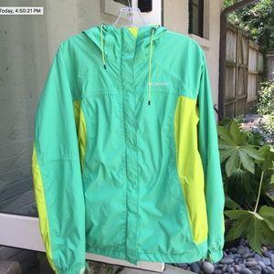 Columbia Breathable Waterproof Arcadia Jacket